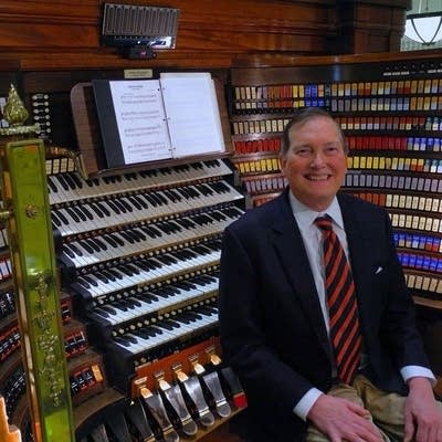 Michael Stairs and the Wanamaker Organ