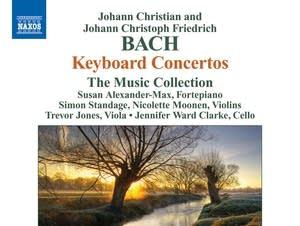 Johann Christian Bach - Keyboard Concerto No. 4: I. Allegro