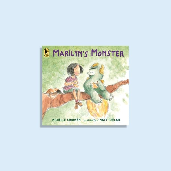 Julie's Library: Marylin's Monster