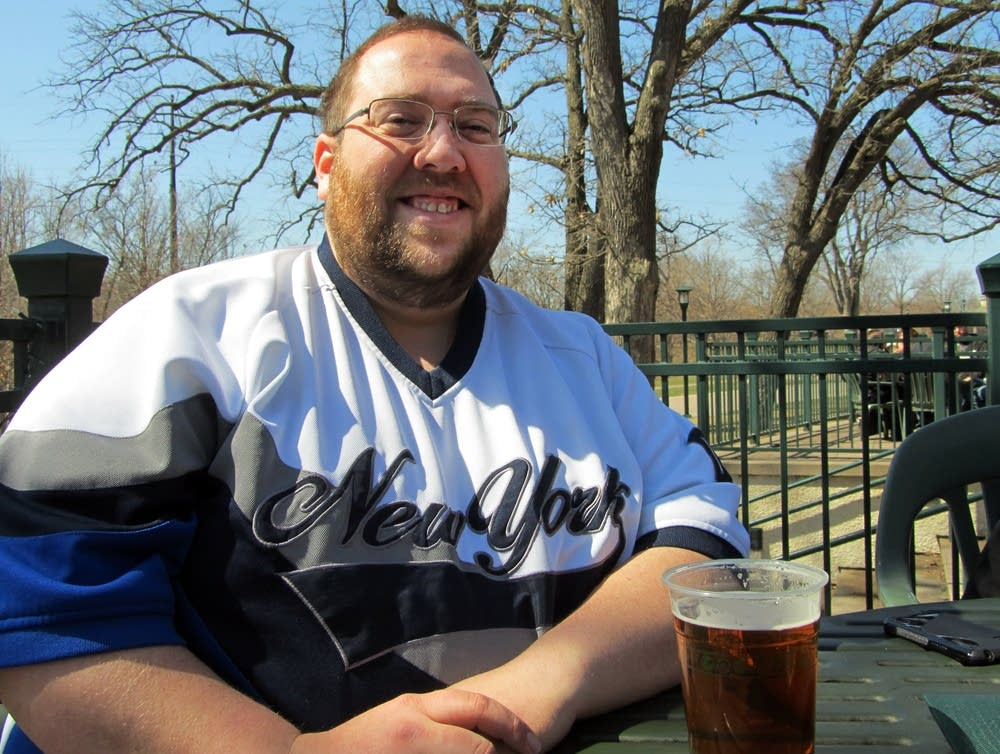 Andrew Schmitt, Minnesota Beer Activists director