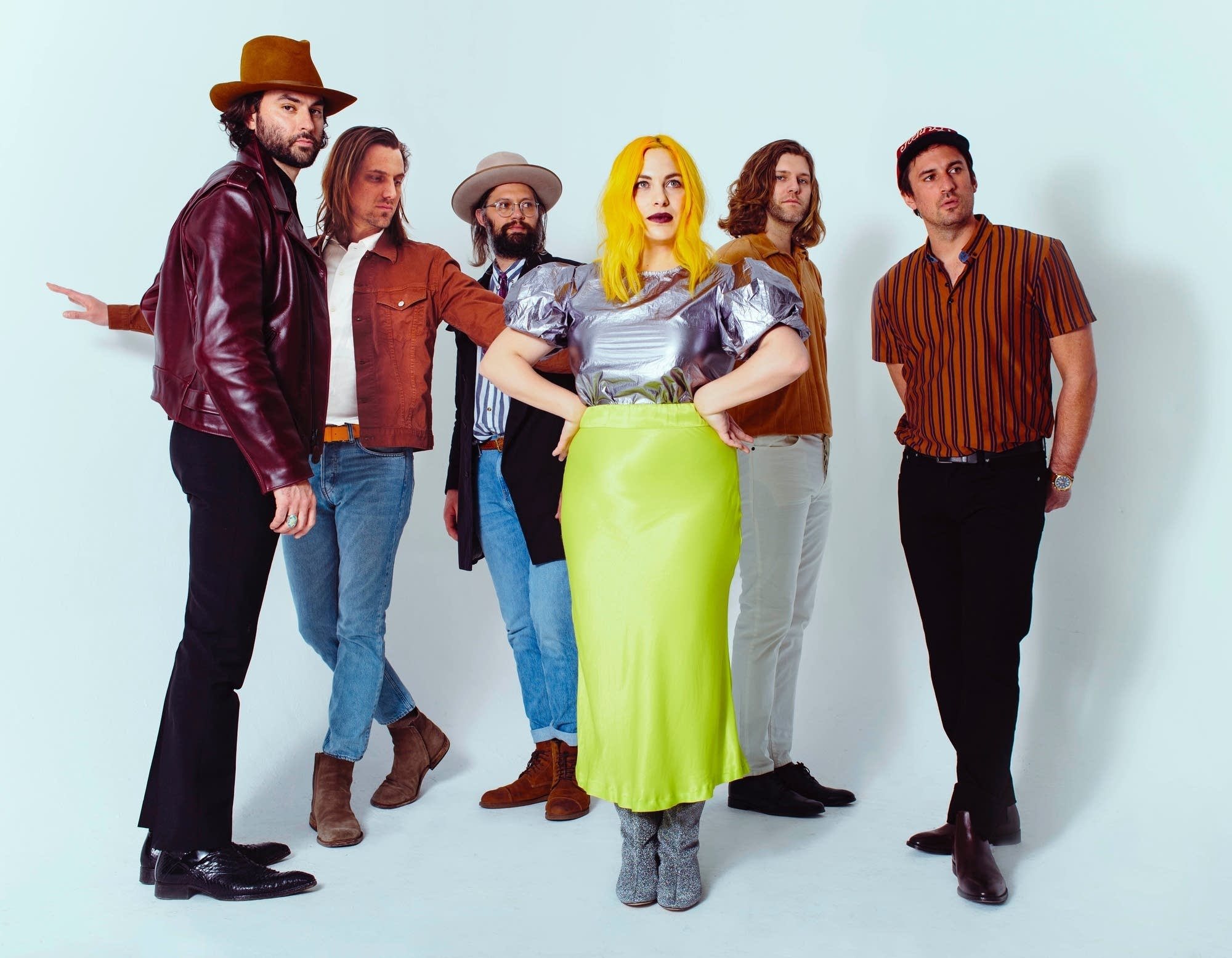 The Head and the Heart 2019 press photo