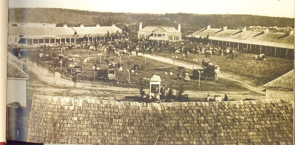 The fair at Fort Snelling