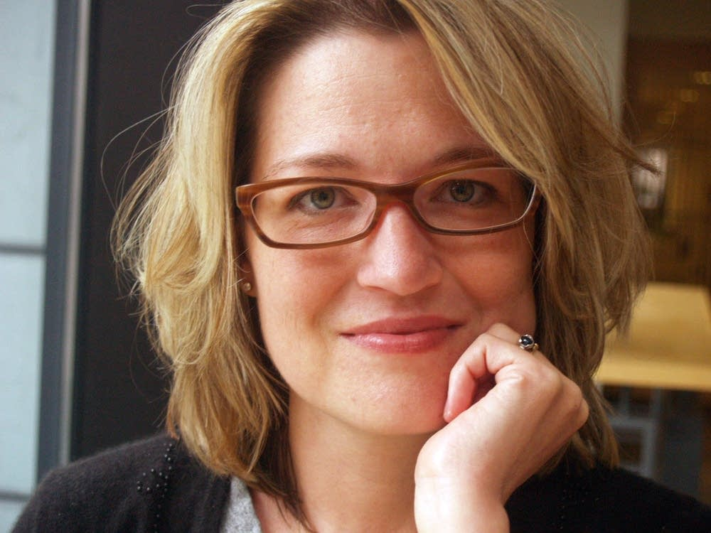 Katrina Vandenberg, author
