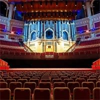 1871 Willis-1933 Harrison-2004 Mander at Royal Albert Hall