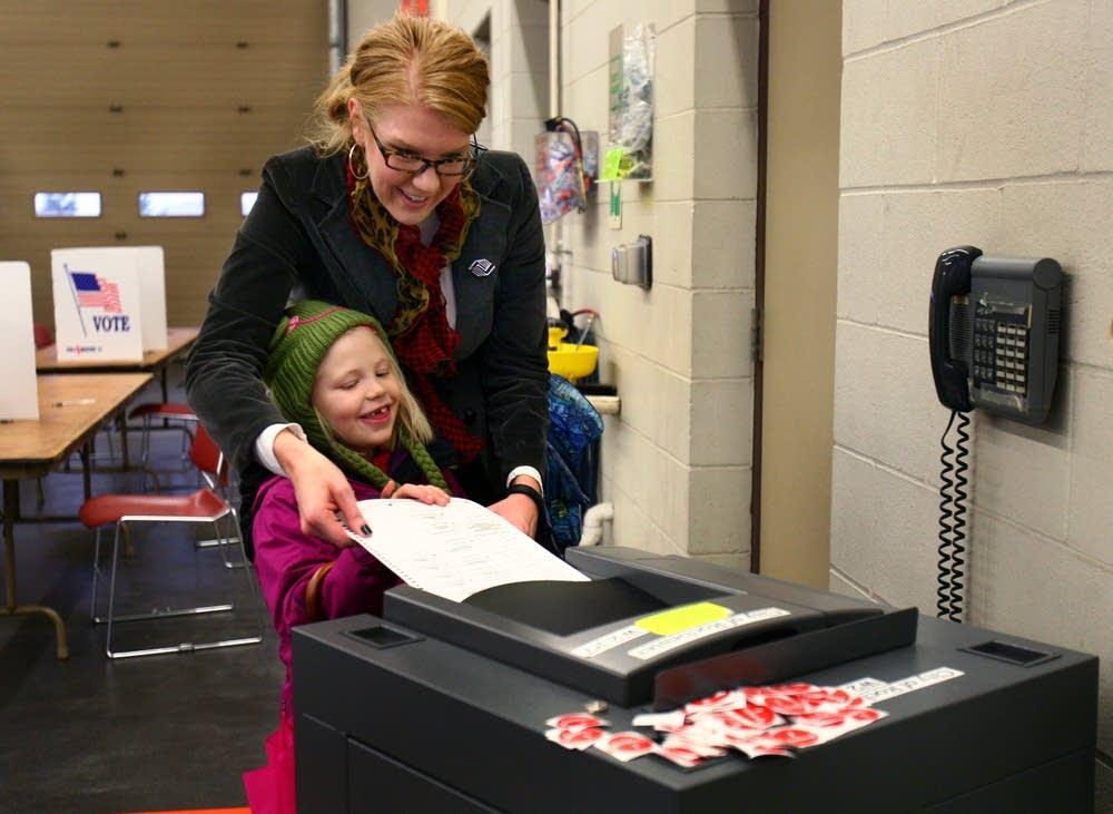 Rochester voting