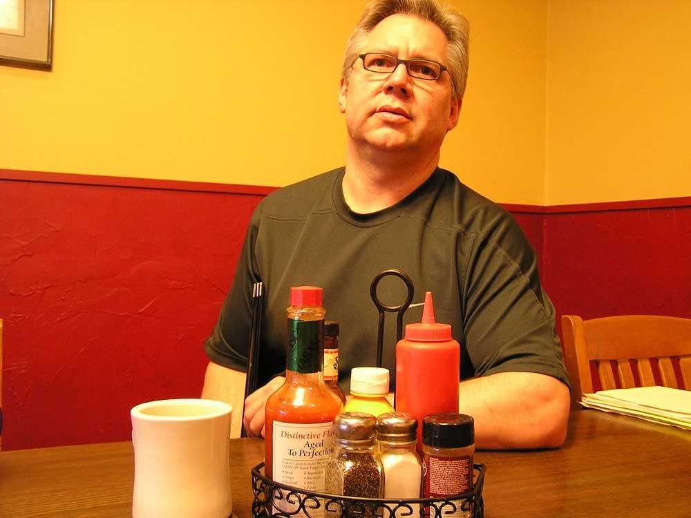 Duluth Grill owner Tom Hanson
