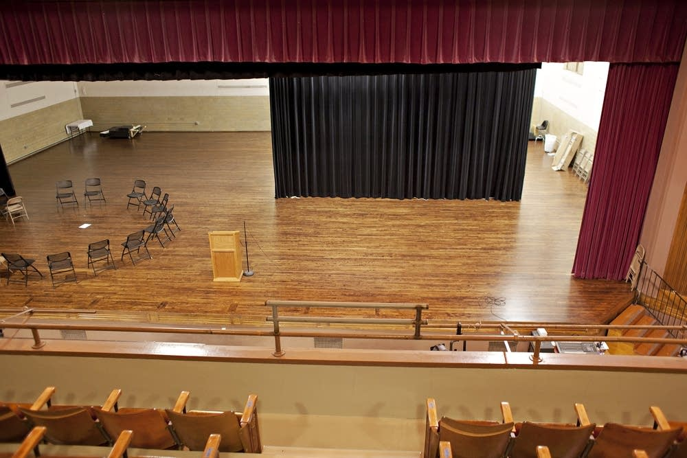 Potter Auditorium