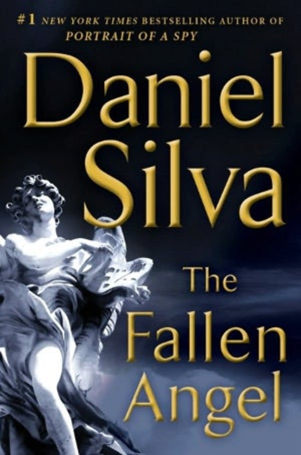 'The Fallen Angel' by Daniel Silva