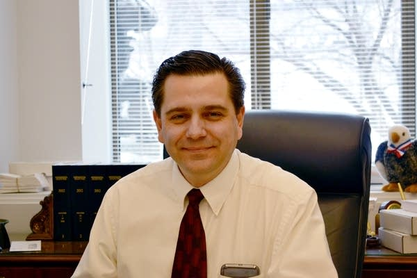 State Sen. Sean Nienow