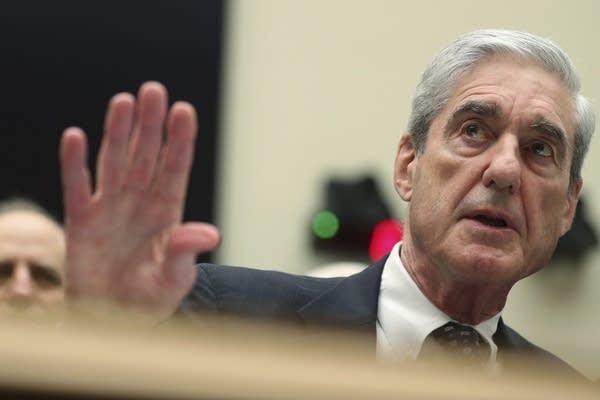 Robert Mueller testifies before the House Judiciary Committee hearing