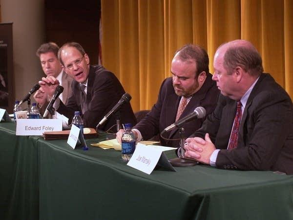Humphrey Institute Forum on Recounts