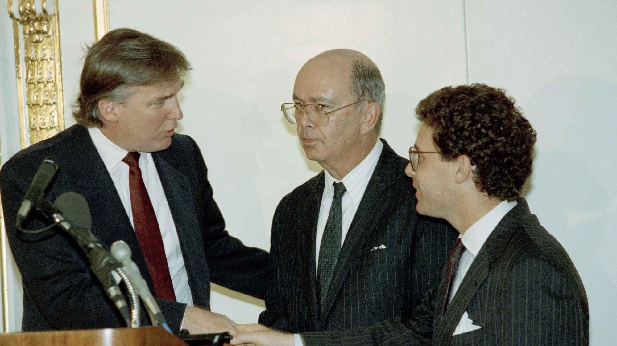 Donald Trump, Wilbur Ross
