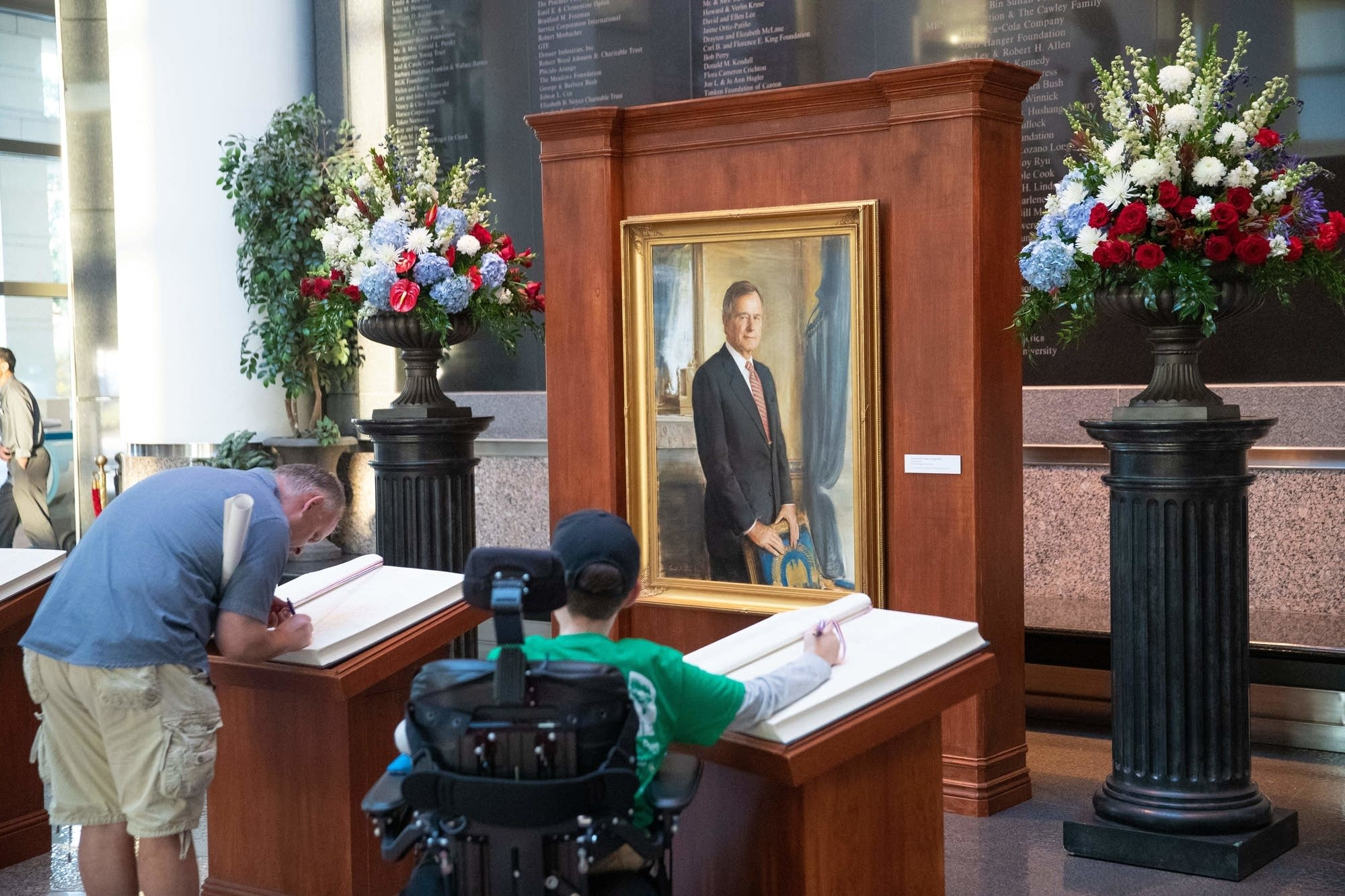 Washington to pay respects, bid farewell to George H.W ...