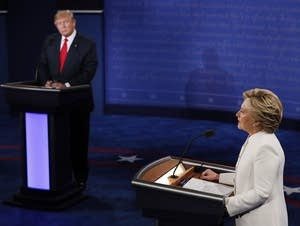 Final 2016 presidential debate