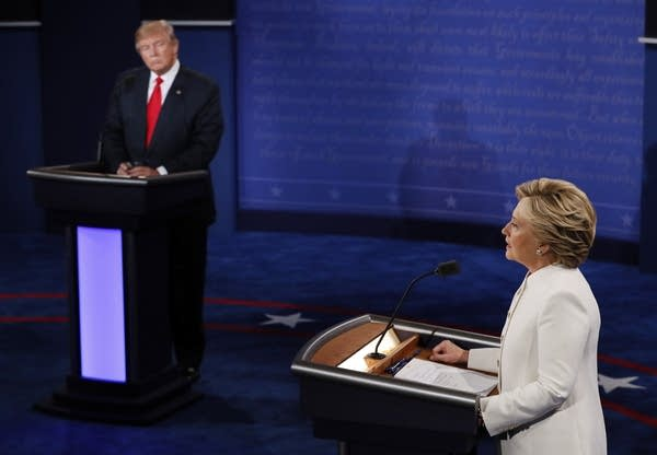 Clinton and Trump don't talk much about education