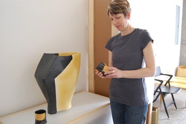 Ceramic artist Maren Kloppman
