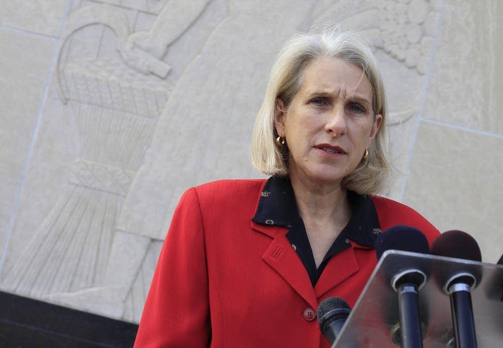 Ramsey County Attorney Susan Gaertner