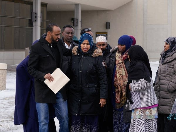 Nimo Khalif's children were removed by child protective services