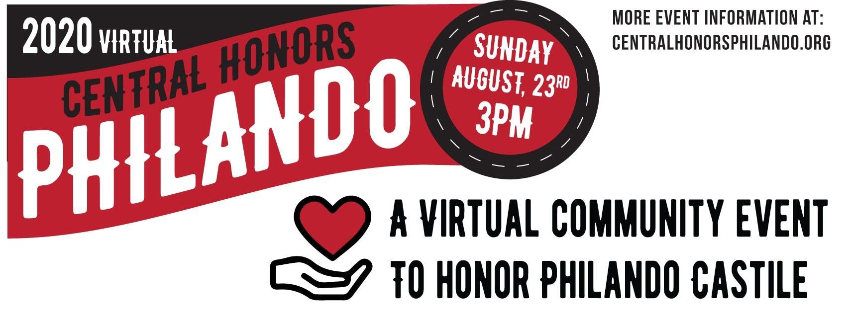 Central Honors Philando 2020