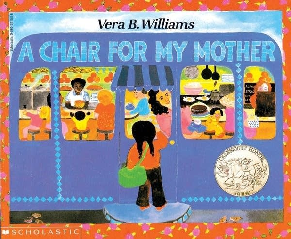 Julie's Library: A Chair For My Mother