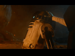 Still from Star Wars: The Force Awakens Trailer