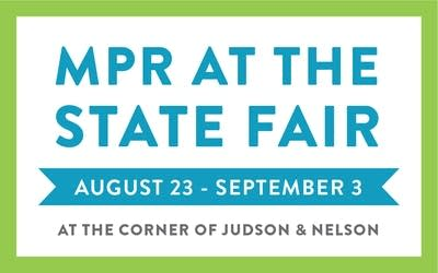 MPR at the 2018 Minnesota State Fair
