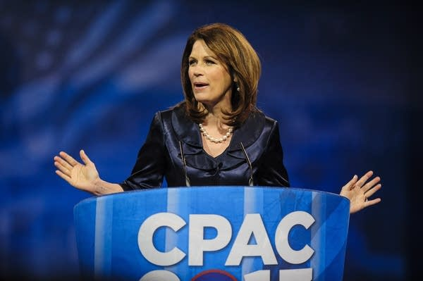 Bachmann at CPAC