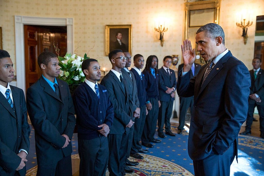 President Obama My Brother's Keeper