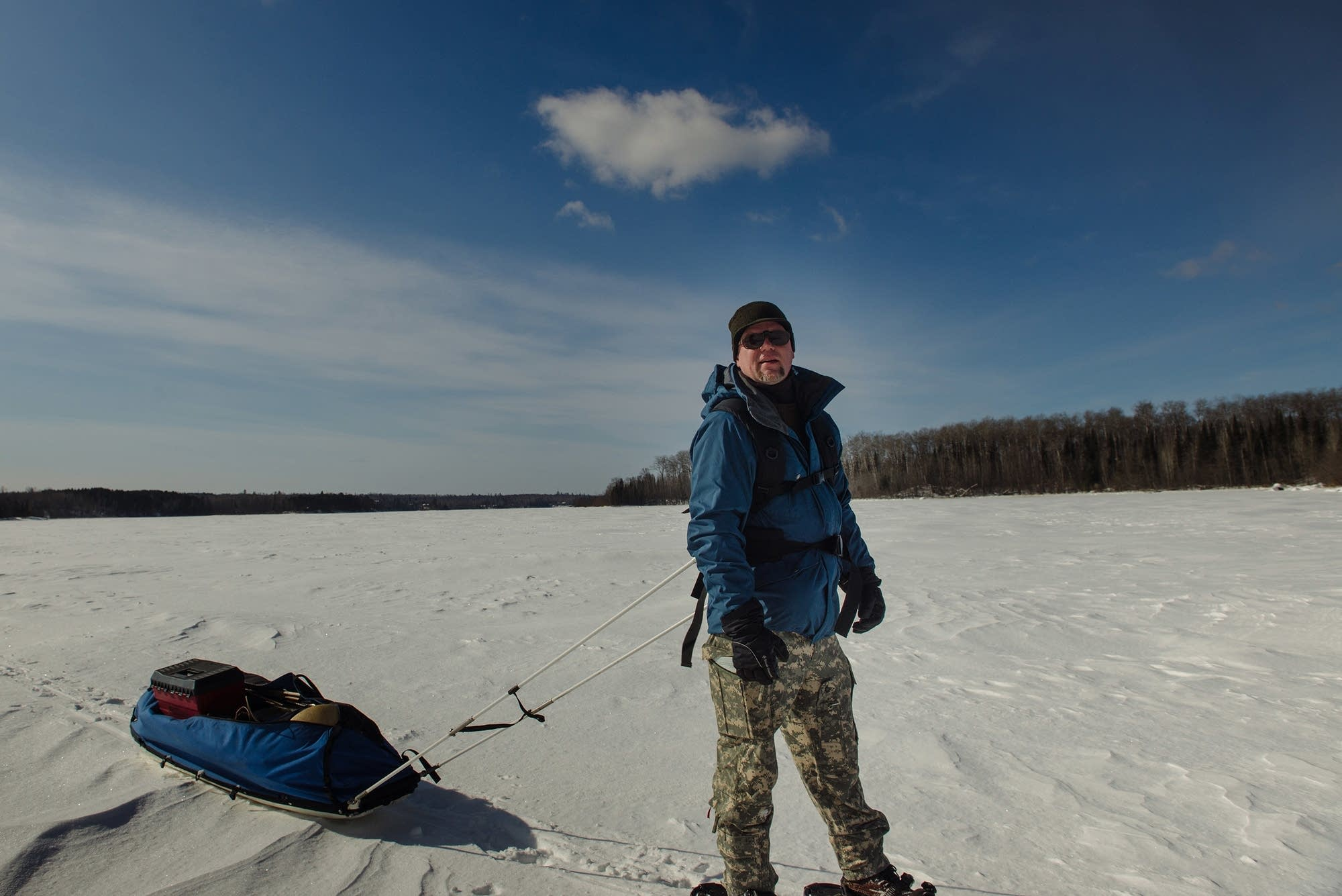 Chef JD Fratzke treks through the Boundary Waters