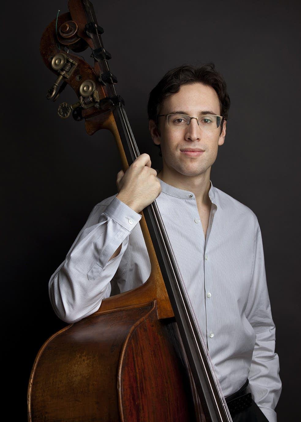 Bassist Zachary Cohen