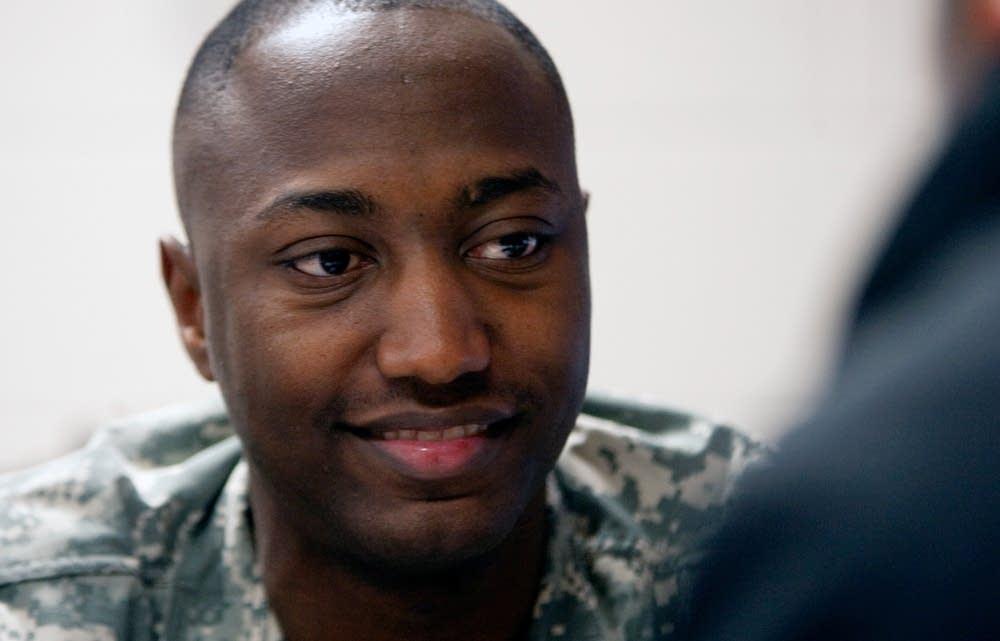 Sgt. Acie Matthews
