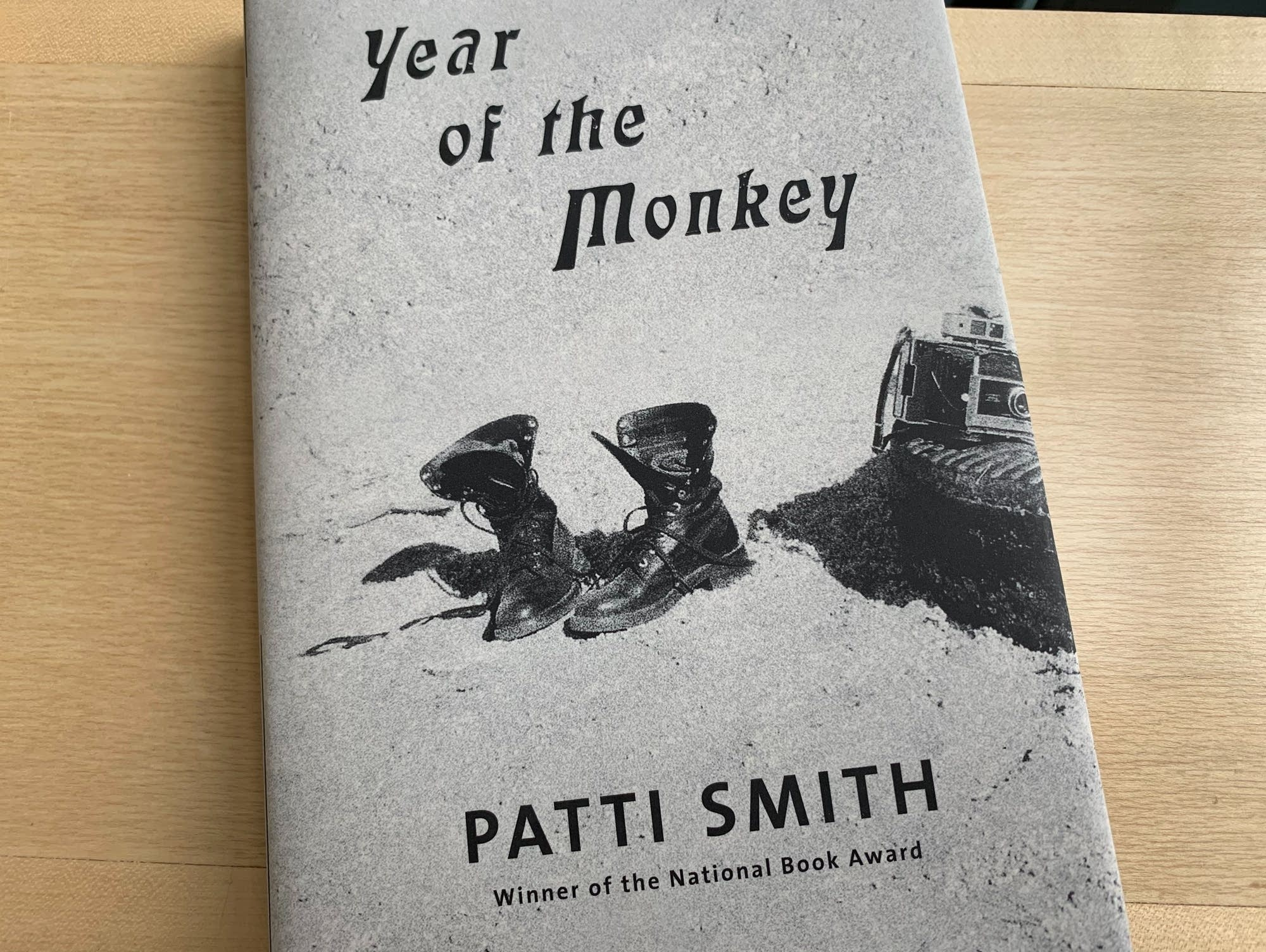 Patti Smith's 'Year of the Monkey.'
