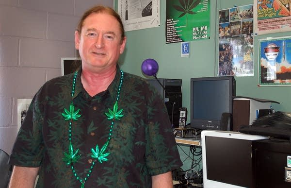 Chris Wright, Grassroots-Legalize Cannabis Party