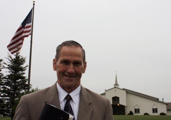 Rev. Dennis Campbell