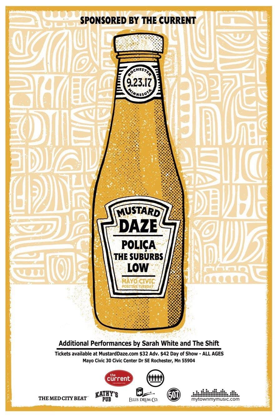 Mustard Daze