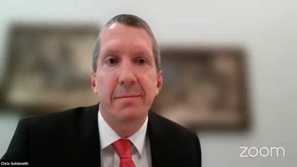 Vault Chief Operating Officer Chris Goldsmith
