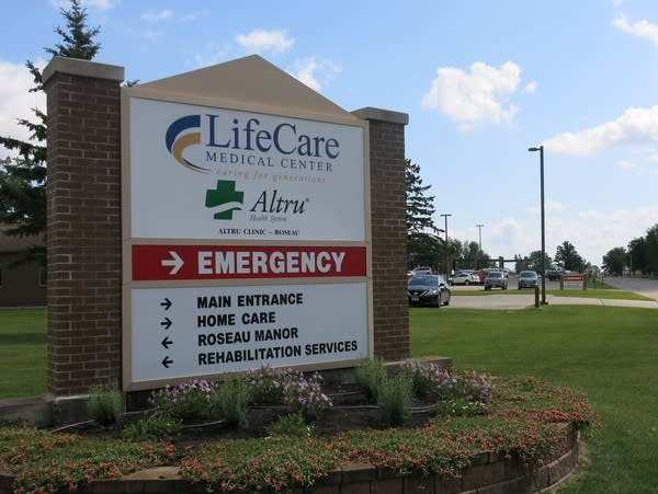 About one quarter of all patients treated at Lifecare Medical Center.