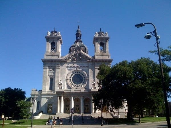 The Basilica of St. Mary