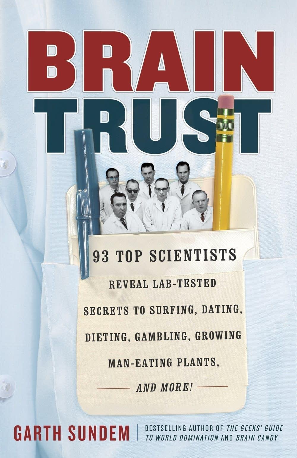 'Brain Trust' by Garth Sundem