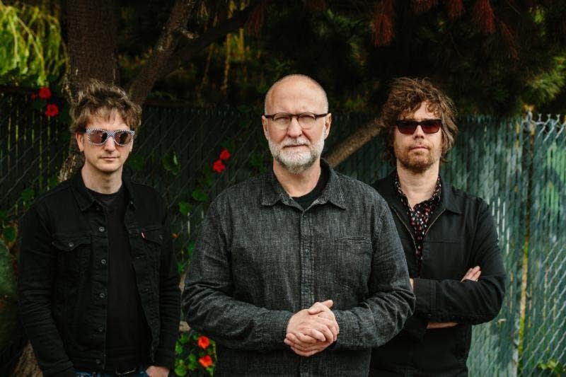 Bob Mould Band press photo 2020