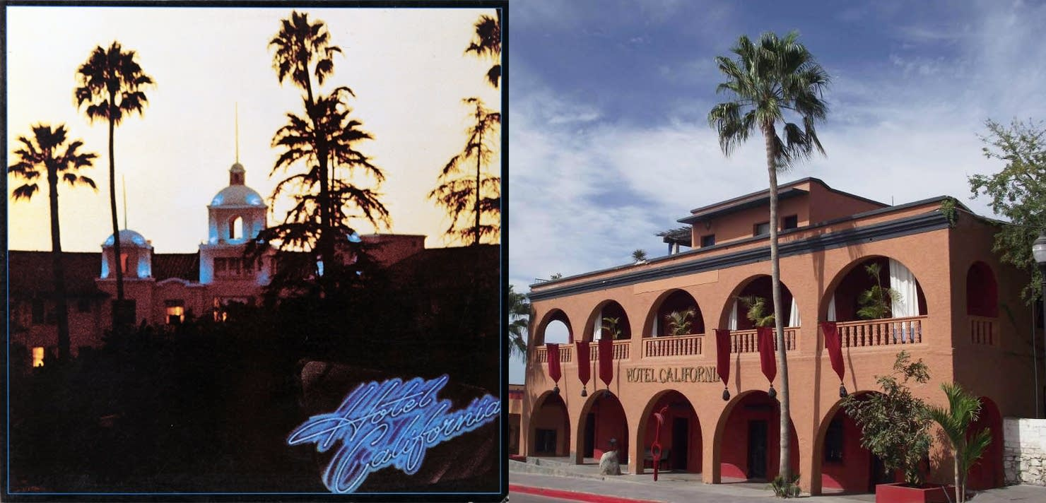 Music news legal eagles ready a suit for the hotel for Hotel california