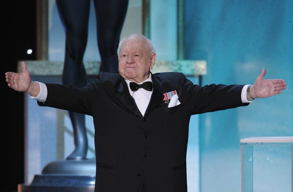 Mickey Rooney died at 93 this week.