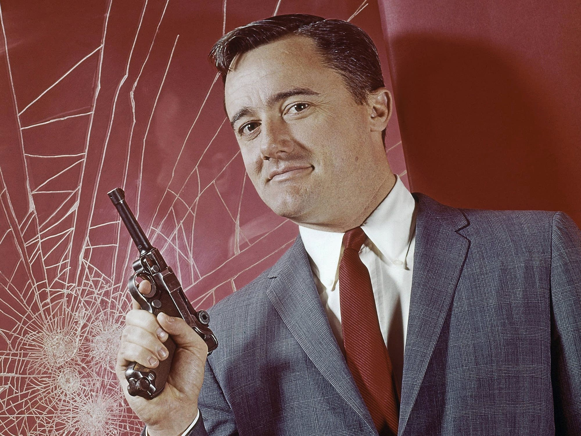 Robert Vaughn     Man from U N C L E     dies at      SPYHollywood Hollywood Reporter the making of asian america through political participation essay