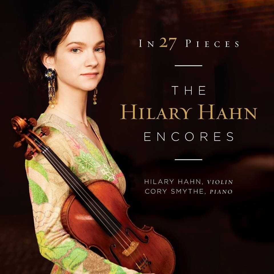 hilary hahn 27 pieces album