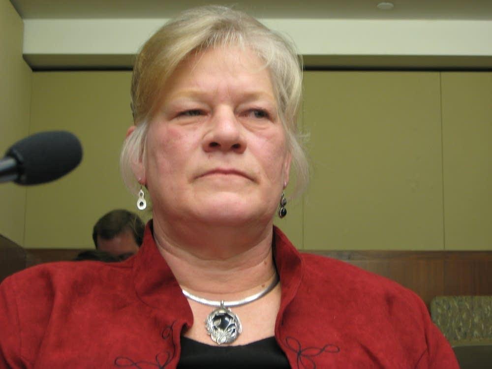 MnDOT Commissioner Carol Molnau