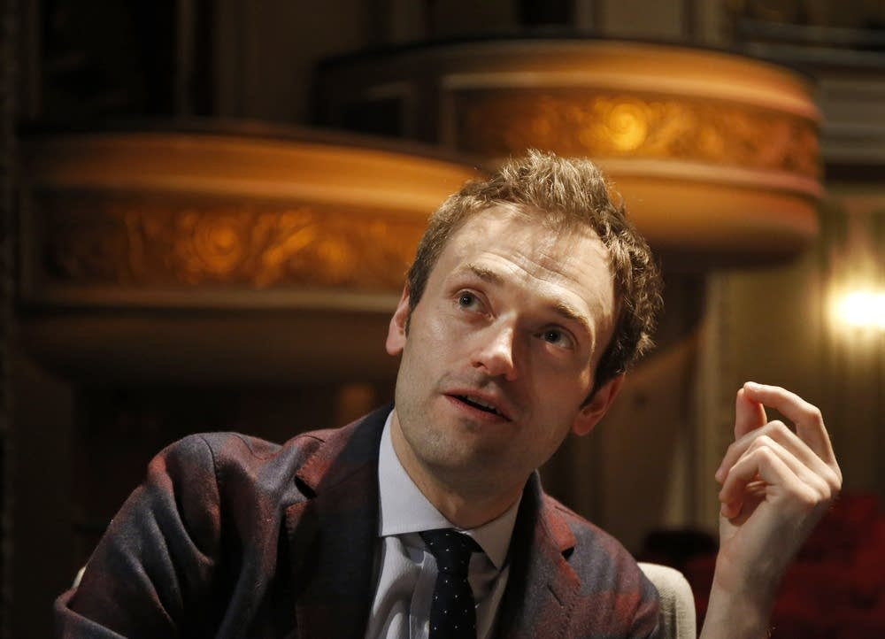 Live From Here host Chris Thile