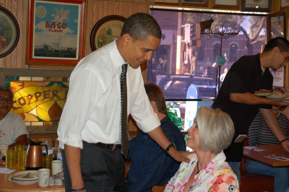 Obama fan