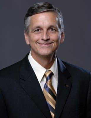 Provost Ken Furton