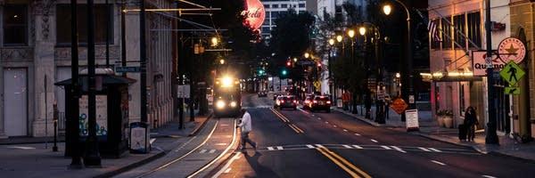 Atlanta street level