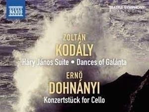 Zoltan Kodaly - Hary Janos Suite: Intermezzo